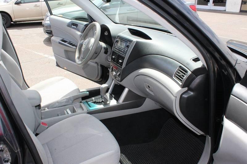 Subaru Forester 2011 price $13,000