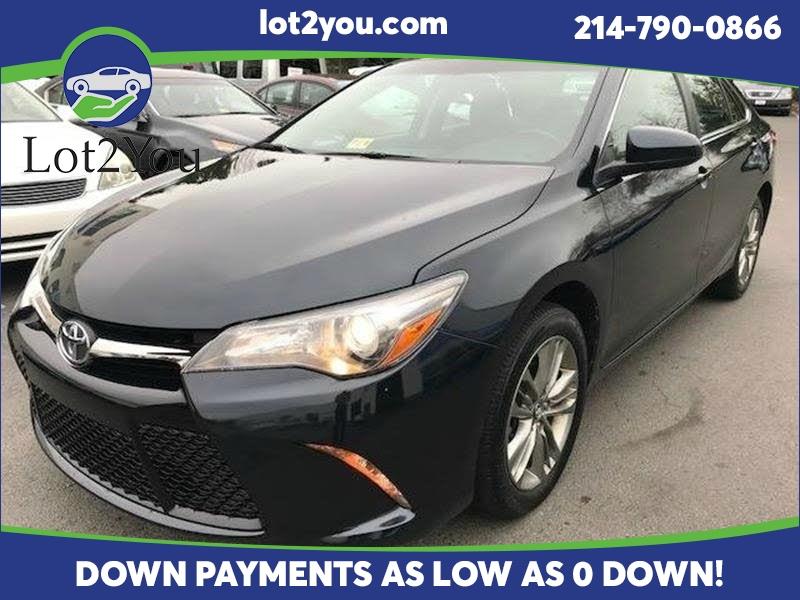 Toyota Camry 2017 price $299 Down