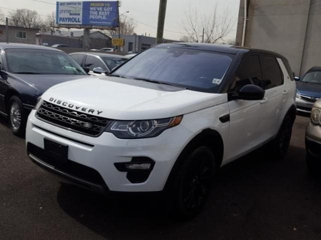 Land Rover Discovery Sport 2017 price $1,500 Down