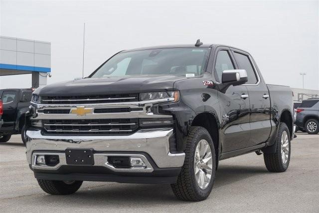 Chevrolet Silverado 1500 2019 price $54,575