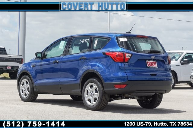 Ford Escape 2019 price Call for Pricing.