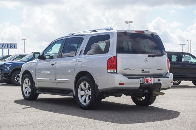 Nissan Armada 2013 price Call for Pricing.