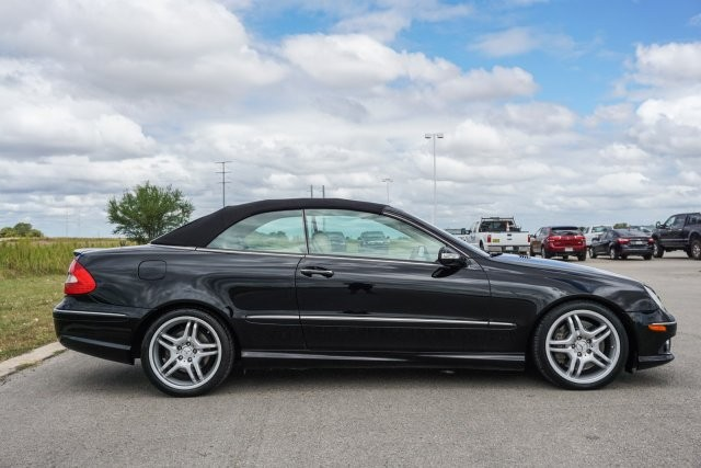 Mercedes-Benz CLK-Class 2009 price Call for Pricing.