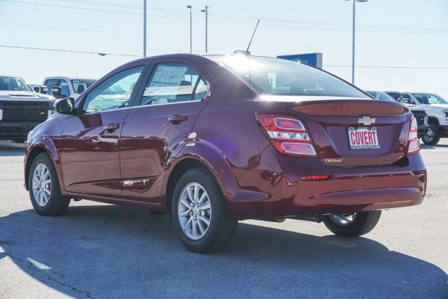Chevrolet Sonic 2020 price Call for Pricing.