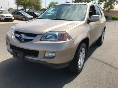 2006 Acura MDX 4dr SUV AT Touring w/Navi