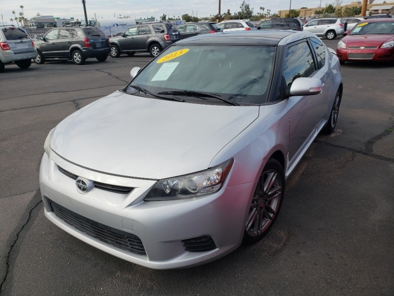 Scion TC 2013 price $12,995