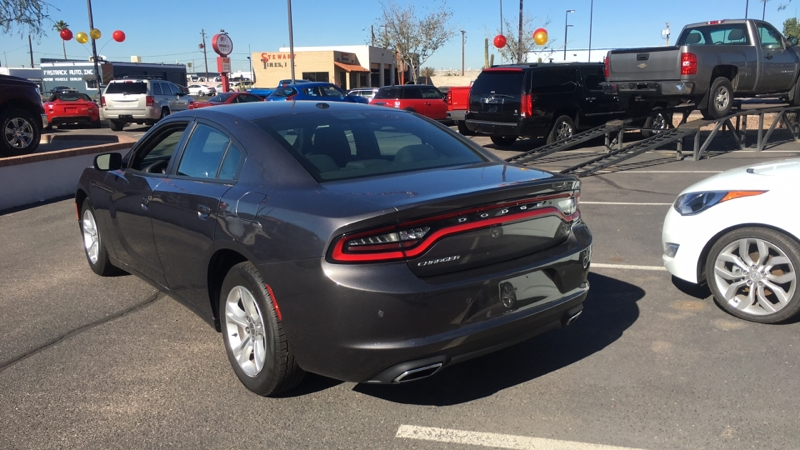Dodge Charger 2016 price $15,488