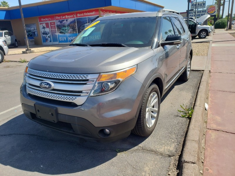 Ford EXPLORER 2013 price $17,995