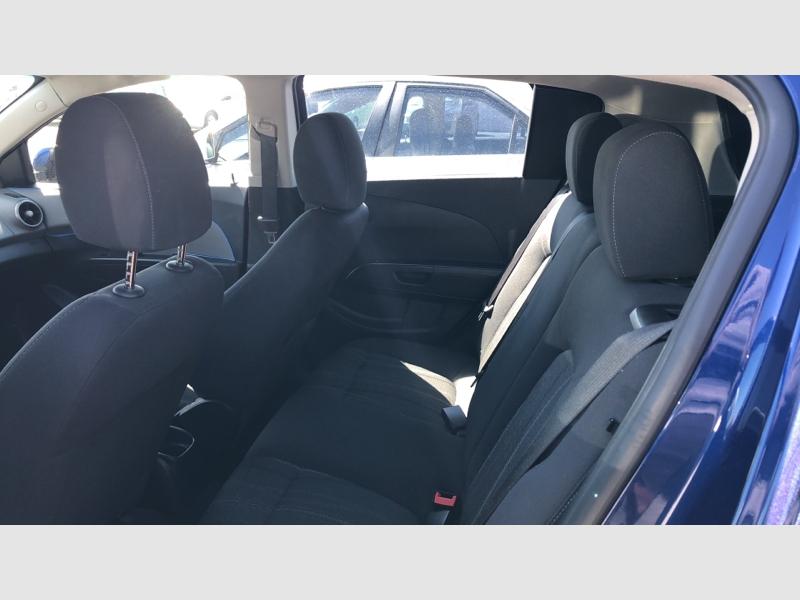 Chevrolet Sonic 2013 price $10,995