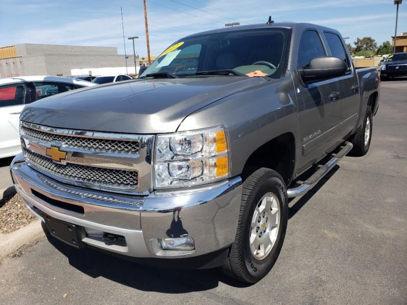 Chevrolet SILVERADO 2012 price $23,995