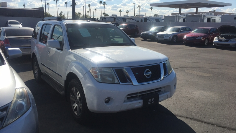 Nissan Pathfinder 2011 price $15,295