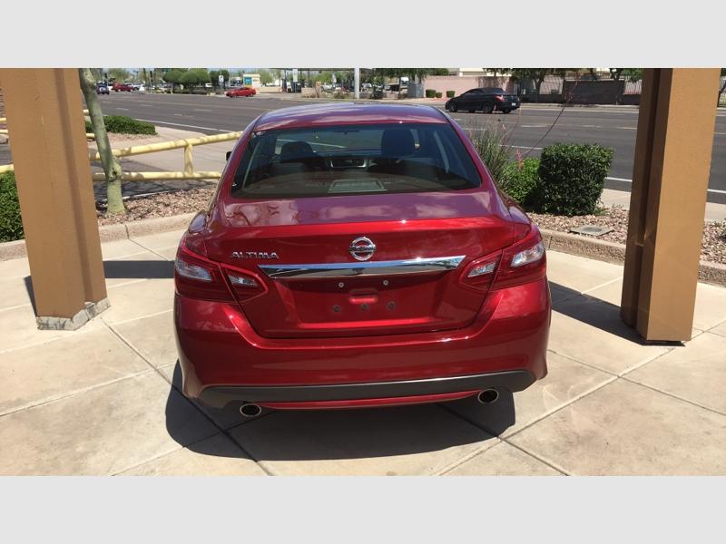 Nissan Altima 2018 price $19,295