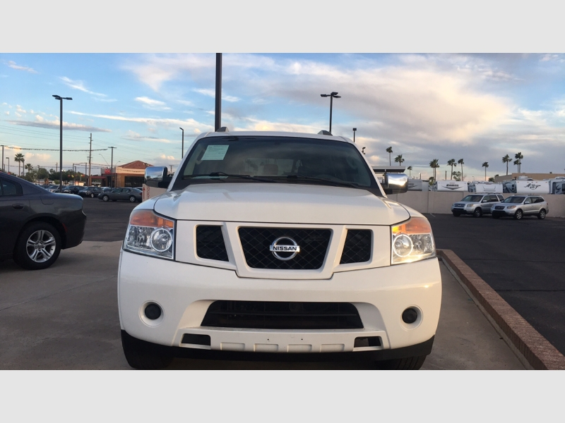 Nissan Armada 2008 price $7,188