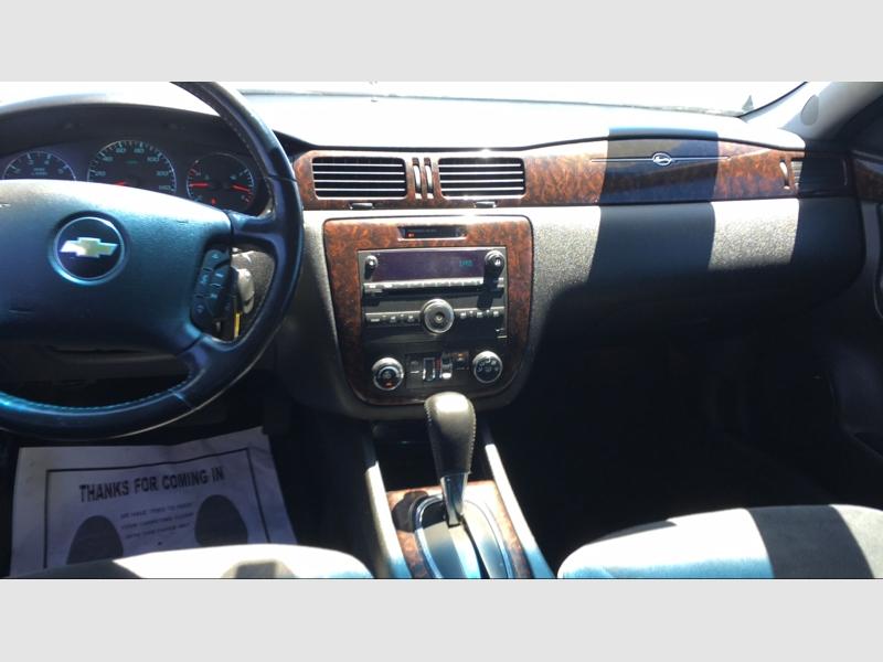 Chevrolet Impala 2012 price $11,895