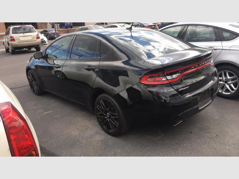 Dodge Dart 2015 price $14,395