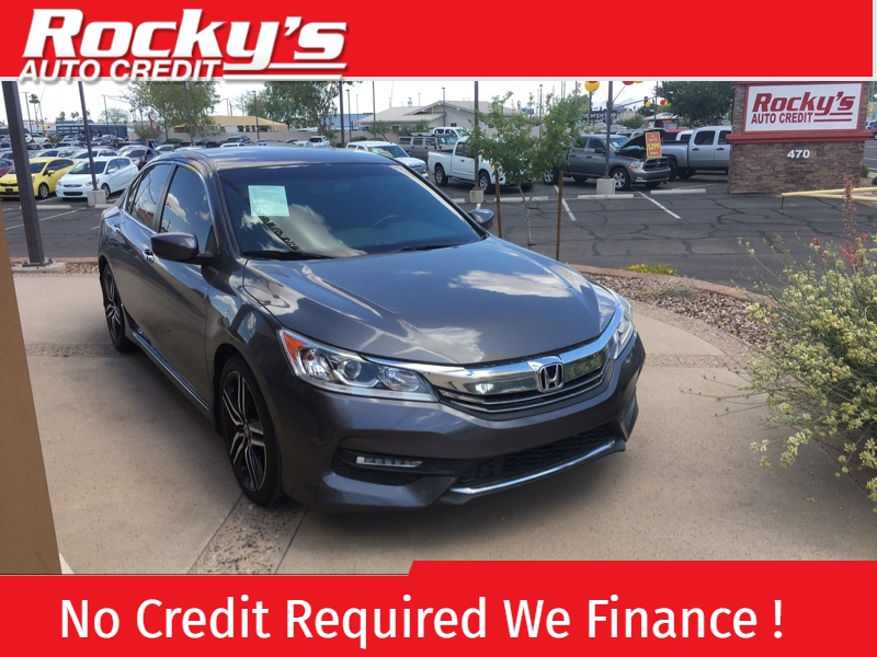 Honda Accord 2017 price $21,095