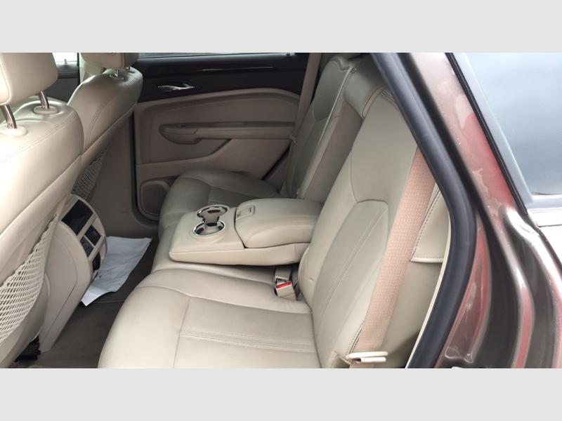 Cadillac SRX 2011 price $18,295