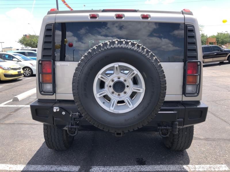 Hummer H2 2003 price $19,495