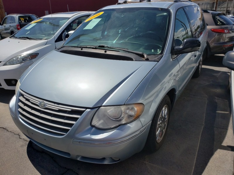 Chrysler TOWN COUNTRY 2006 price $9,995