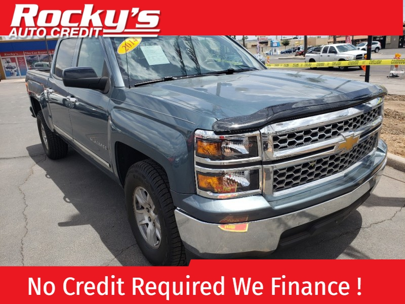 Chevrolet SILVERADO 2014 price $25,995
