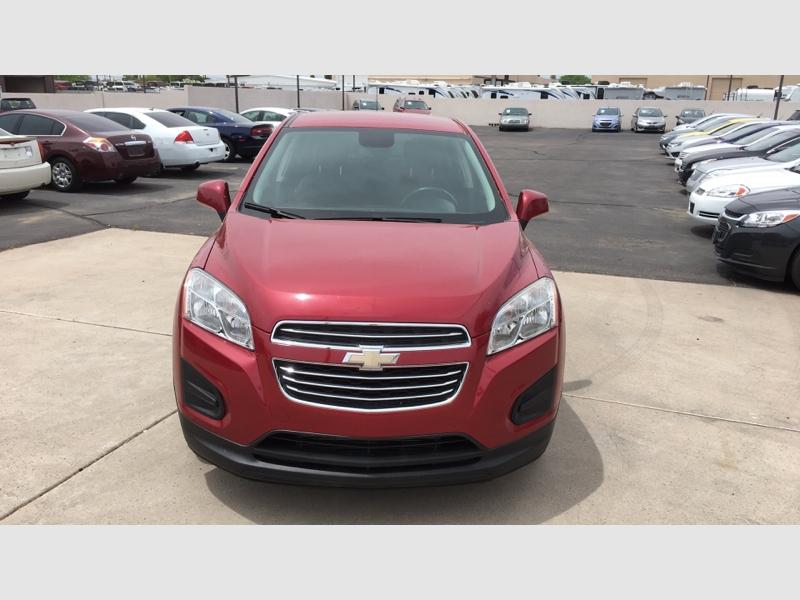 Chevrolet Trax 2015 price $13,895