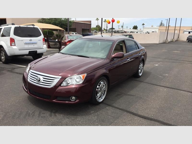 Toyota Avalon 2008 price $13,495