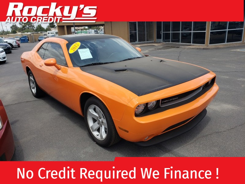 Dodge CHALLENGER 2012 price $17,995