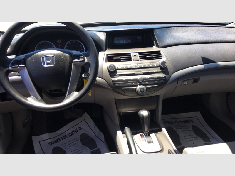Honda Accord 2011 price $12,495