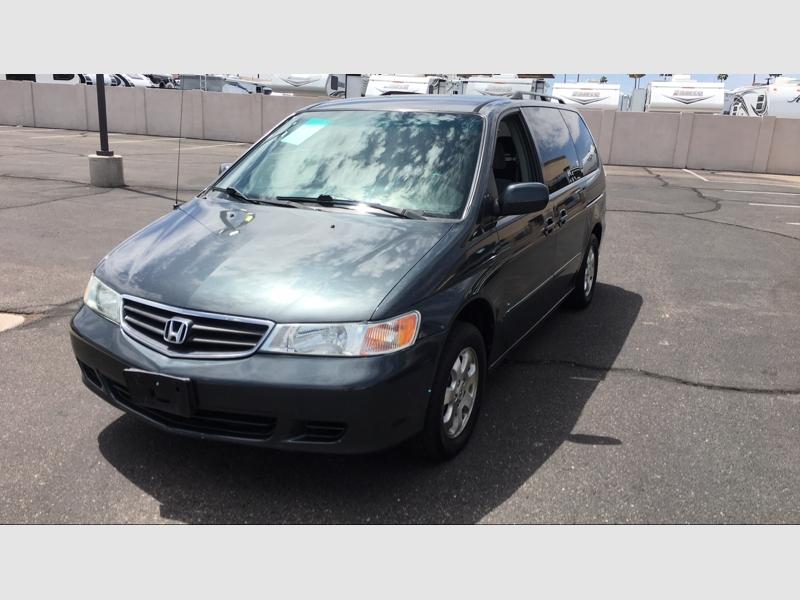 Honda Odyssey 2004 price $4,288