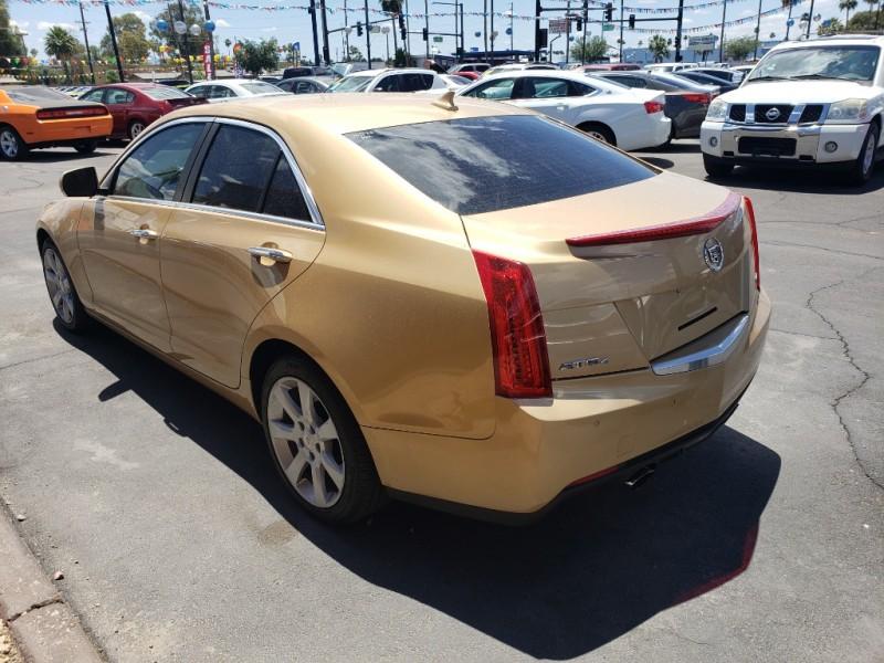 Cadillac ATS 2013 price $17,995