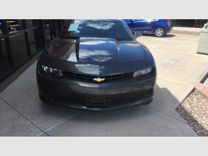 Chevrolet Camaro 2015 price $20,795
