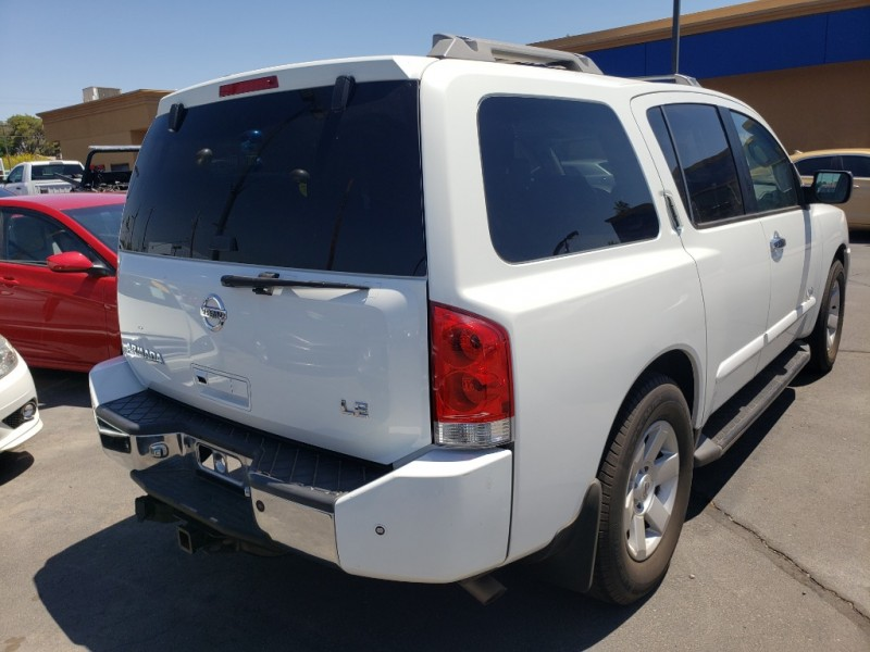 Nissan ARMADA 2006 price $13,995