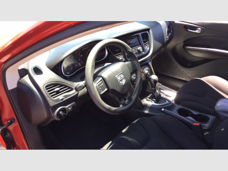 Dodge Dart 2013 price $11,895