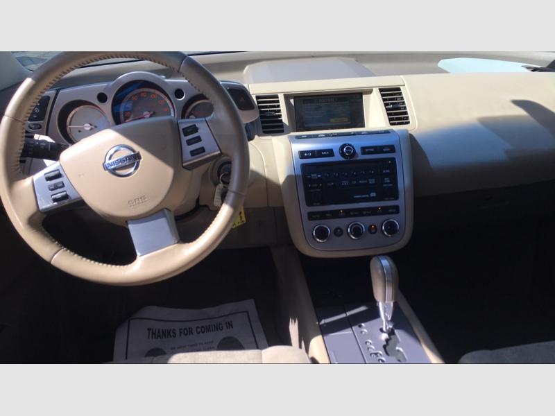 Nissan Murano 2006 price $4,588