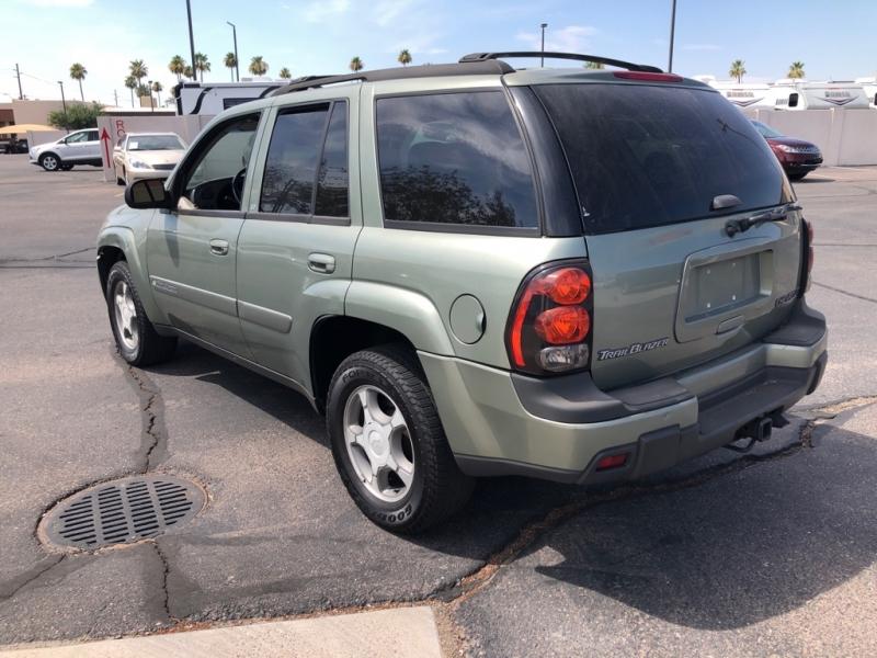 Chevrolet TrailBlazer 2004 price $4,588