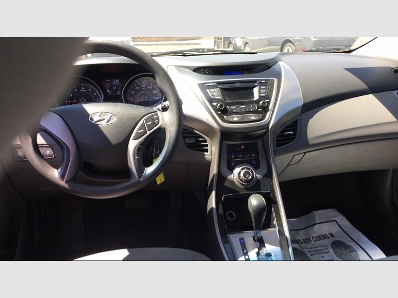 Hyundai Elantra 2013 price $12,595