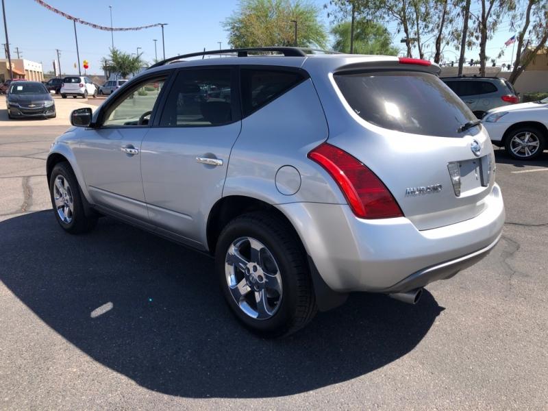 Nissan Murano 2005 price $4,088