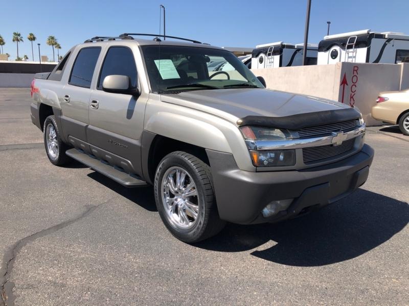 Chevrolet Avalanche 2003 price $5,788