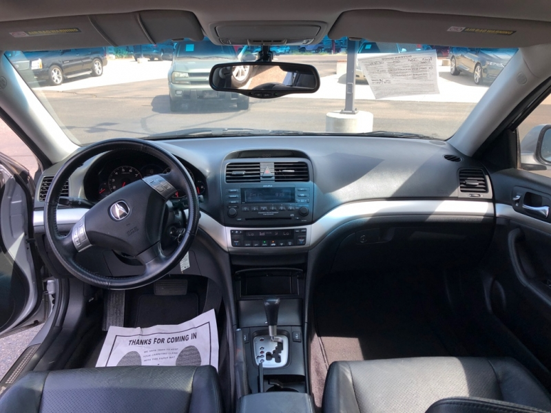 Acura TSX 2004 price $6,488