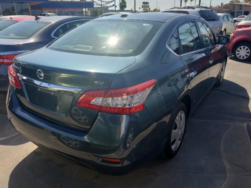 Nissan SENTRA 2015 price $11,995