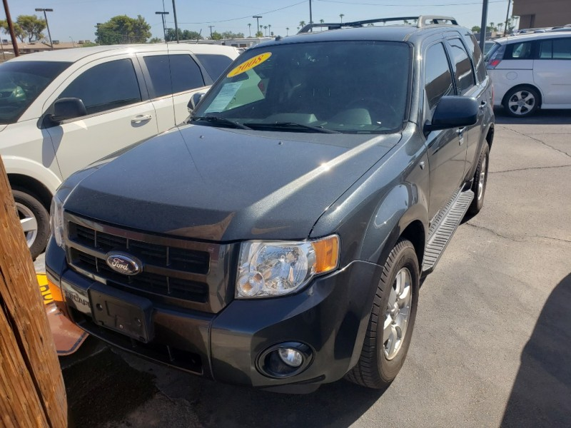 Ford ESCAPE 2008 price $11,995