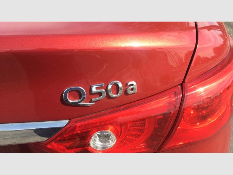 Infiniti Q50 2015 price $19,995