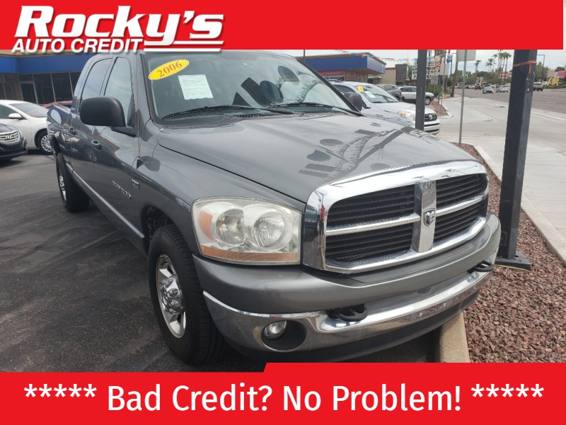Dodge RAM PICKUP 2006 price Call for Pricing.