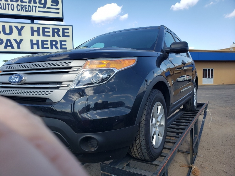 Ford EXPLORER 2012 price $18,995