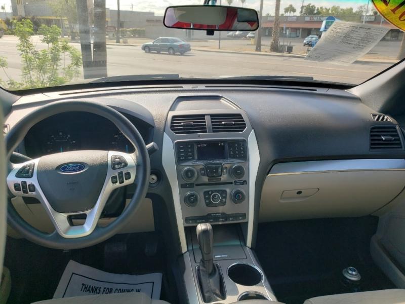 Ford EXPLORER 2012 price $18,995
