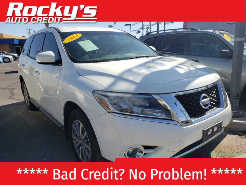 Nissan PATHFINDER 2014 price $17,995