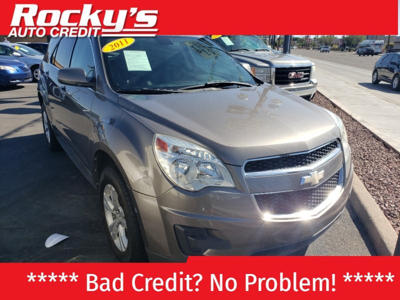 Chevrolet EQUINOX 2011 price $12,995