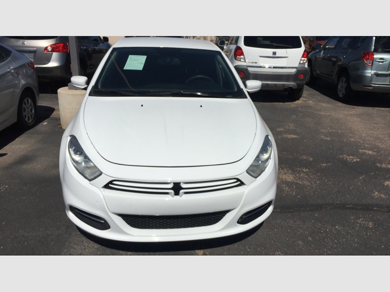 Dodge Dart 2015 price $13,395