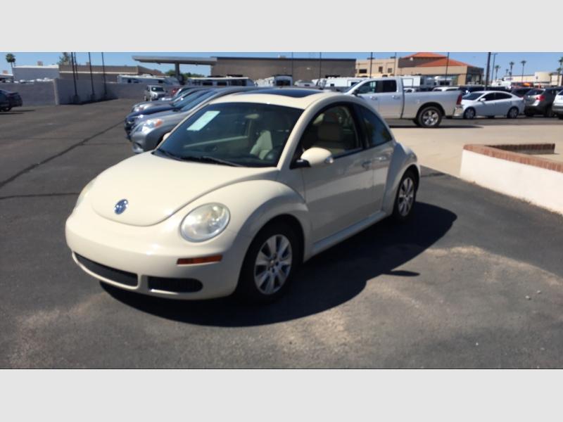 Volkswagen New Beetle Coupe 2010 price $8,295