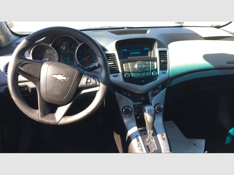 Chevrolet Cruze 2013 price $10,295